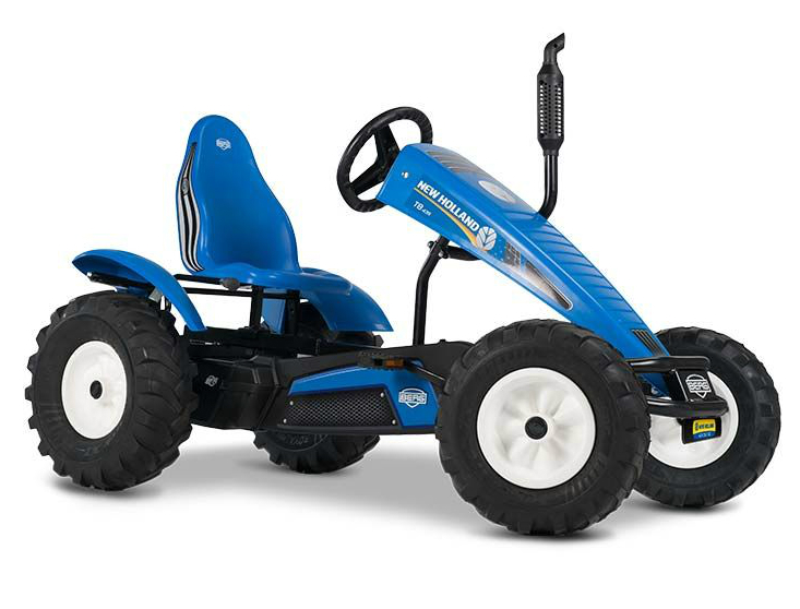Tramptraktor BERG New Holland BFR
