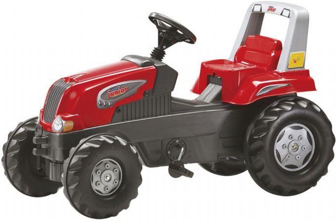 Tramptraktor RollyJunior Traktor Röd