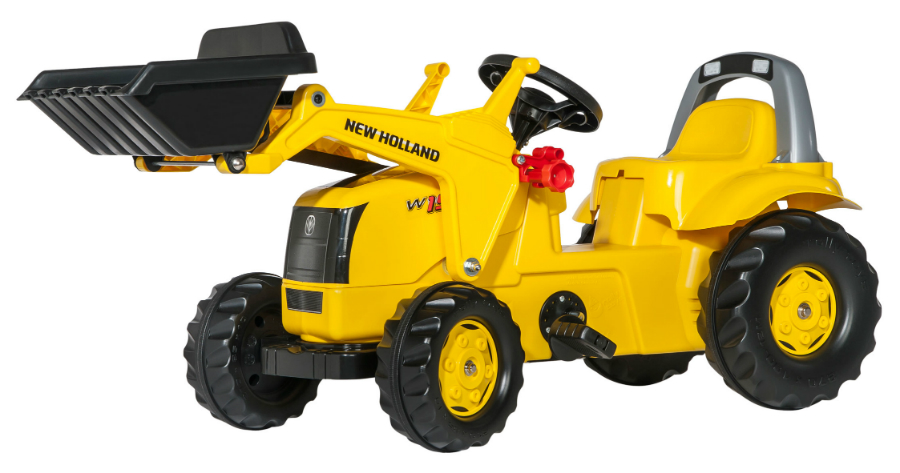 Tramptraktor rollyKid New Holland Construction