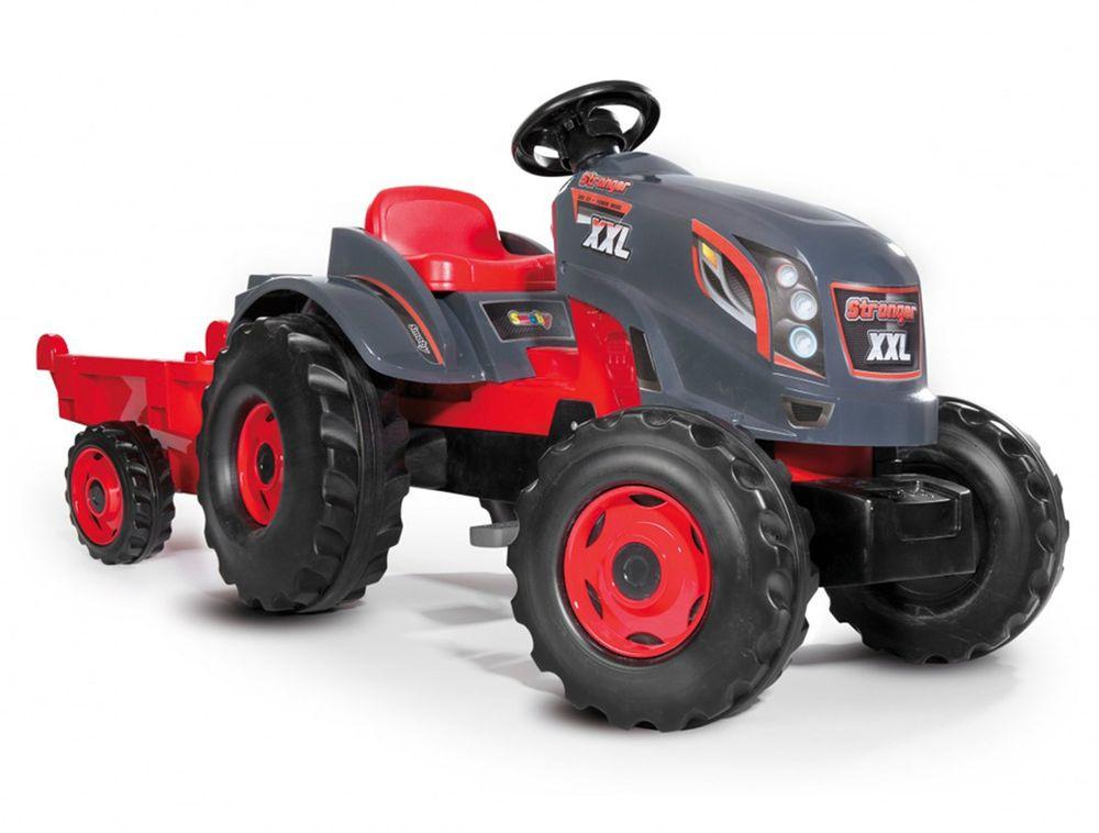 Tramptraktor Smoby Tractor Stronger XXL